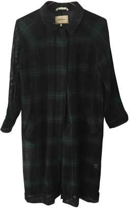Bellerose Blue Jacket for Women