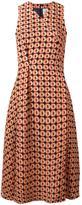 Paul Smith V-neck printed dress