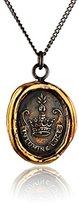 Pyrrha Bronze Inspiration Talisman Necklace