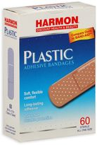 Harmon Face ValuesTM 60-Count Plastic 3/4-Inch Adhesive Bandages