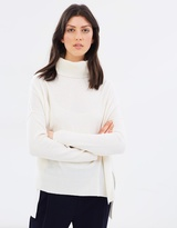 SABA Claudia Roll-Neck Jumper