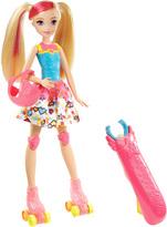 Mattel Barbie Video Game Hero Light Up Skates