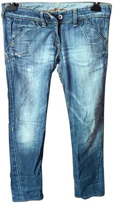 Evisu Blue Denim - Jeans Jeans for Women