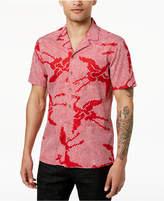 INC International Concepts I.n.c. Men's Geo Crane Shirt, Created for Macy's