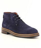 Wolverine Francisco Men's Suede Lace Up Short Chukka Boots