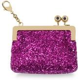 Sophie Hulme Women's Sydney Glitter Coin Purse - Pink