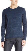 Diesel Men's K-Maniky Pullowver Crew Neck Sweater