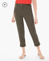 Chico's Luxe Utility Convertible Ankle Pants