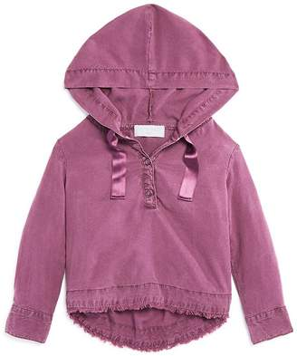 Bella Dahl Girls' Hooded Top - Little Kid, Big Kid