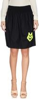 Love Moschino Knee length skirts - Item 35345572