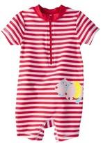 Carter's Just One You® by Infant Girls' Stripe Swim Rashguard