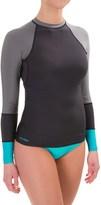 Dakine Flow Rash Guard - UPF 50, Snug Fit, Long Sleeve (For Women)