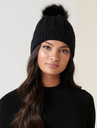 Ever New Kaitlyn Cable Knit Toque