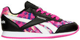 Reebok Girls' Preschool Royal Classic Leather Jogger Casual Shoes