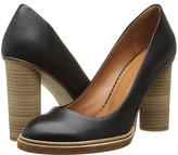 M Missoni Leather Heel