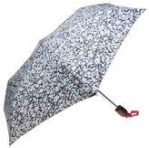 Joules New Mens Blue Floral Polyester Umbrella