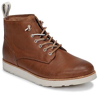 Blackstone QM33 men's Mid Boots in Brown