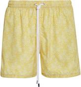 Fedeli Madeira Printed Swim Shorts