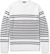 John Smedley - Totnes Striped Merino Wool Sweater