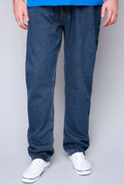 Yours Clothing Rockford Stonewash Stretch Jeans - TALL