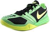 Nike Kobe Mentality Men US 9.5 Green Basketball Shoe