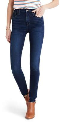 Madewell 10-Inch High Rise Skinny Jeans