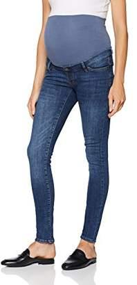 Noppies Women's Jeans OTB Skinny Avi Everyday Blue Maternity C320, 27W x 30L