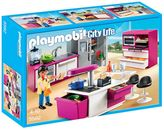Playmobil Modern Designer Kitchen Playset - 5582