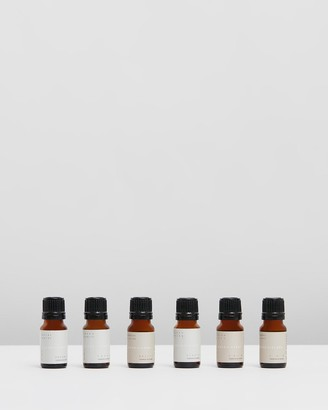 Cedar & Stone The Line Up Essential Oil Pack