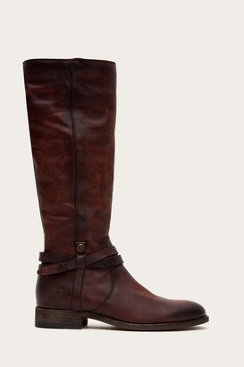 The Frye Company Melissa Belted Tall Wide Calf