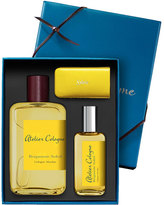Atelier Cologne Bergamote Soleil Cologne Absolue, 200 mL with Personalized Travel Spray, 30 mL