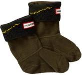 Hunter Wave Cuff Welly Socks (Little Kid & Big Kid)