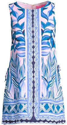 Lilly Pulitzer Donna Printed Romper