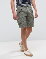 Polo Ralph Lauren Stretch Cargo Shorts In Khaki
