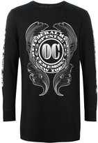 Opening Ceremony long sleeve T-shirt - men - Cotton - M