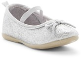 Carter's Ruby Glitter Ballet Flat (Toddler & Little Kid)