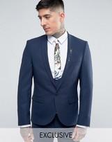 Noose & Monkey Super Skinny Suit Jacket