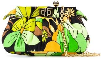 Fendi Floral Print Mini Bag
