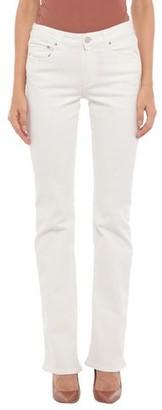 Care Label Denim trousers