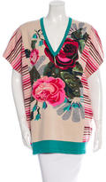 Kenzo Sleeveless Floral Top w/ Tags