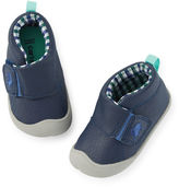 """Osh Kosh Carter's Every Step Stage 1 Shoe [div class=""""add-to-hearting"""" ] [input type=""""checkbox"""" name=""""hearting"""" id=""""888737042407-pdp"""" data-product-id=""""V_CWS15-S14402NPL"""" data-color=""""Color"""" data-unhearting-href=""""/on/demandware.store/Sites-Carters-Site/default/Hearting-UnHeartProduct?pid=888737042407"""" data-hearting-href=""""/on/demandware.store/Sites-Carters-Site/default/Hearting-HeartProduct?pid=888737042407&page=pdp"""" /] [label for=""""888737042407-pdp""""][/label] [/div]"""