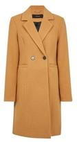 Dorothy Perkins Womens Vero Moda Tan Button Coat