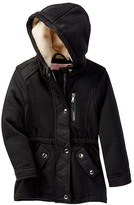 Urban Republic Fleece Anorak Faux Fur Hooded Jacket (Toddler Girls)