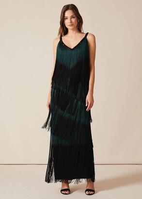 Phase Eight Tina Tassel Dress