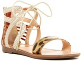 Dolce Vita Betty Snake Embossed Sandal (Little Girl & Big Girl)