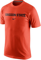 Reebok Nike Men's Oregon State Beavers Wordmark T-Shirt