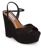 Steve Madden Women's Rosey Platform Wedge Sandal