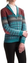 Neve Addison Cardigan Sweater - Merino Wool, Shawl Collar (For Women)