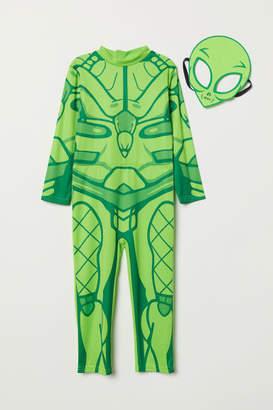 H&M Costume - Green
