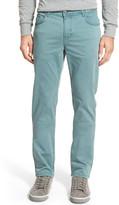 Bugatchi Straight Leg Stretch Cotton Pant